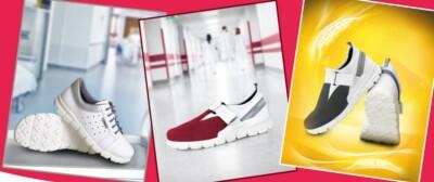 Chaussures Horeca / soins / services